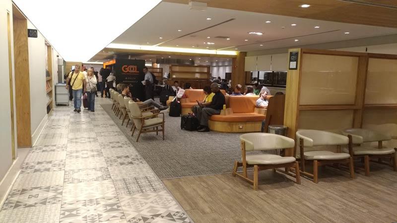 GRU GolPremiumIntl Overview2 - GRU | Gol Premium Lounge Terminal 2 Internacional em Guarulhos