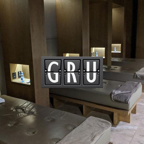 GRU Latam MinhaSalaVIP - GRU | Latam VIP Lounge no Aeroporto de Guarulhos