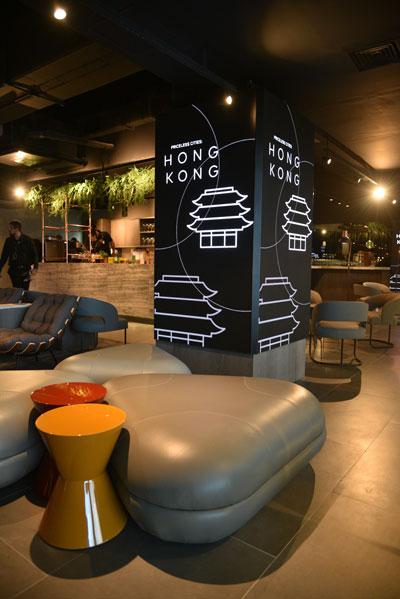 GRU MasterBlack Pufr - GRU | Master Card inaugura lounge expresso para clientes Black em Guarulhos
