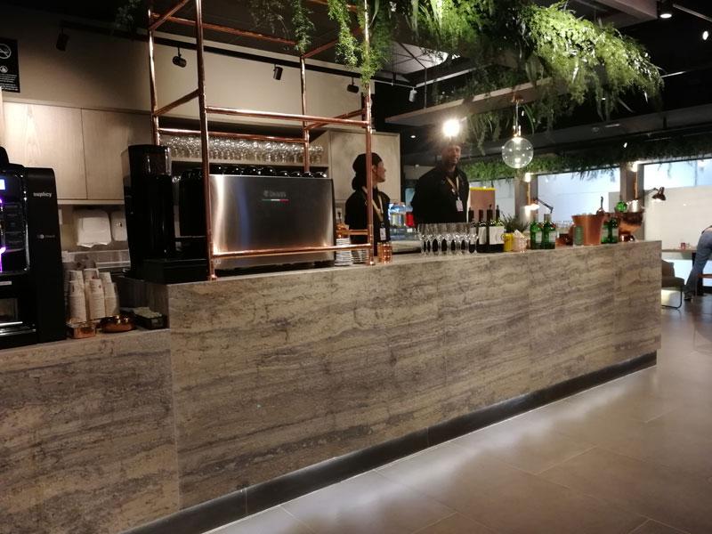 GRU MasterCardLounge Bar - GRU | Lounge by Master Card Black em Guarulhos