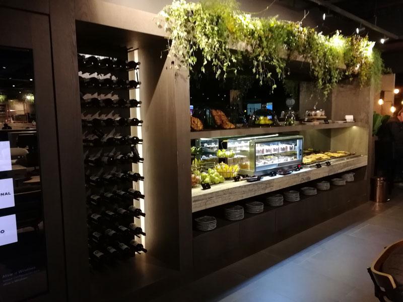 GRU MasterCardLounge Buffet - GRU | Lounge by Master Card Black em Guarulhos