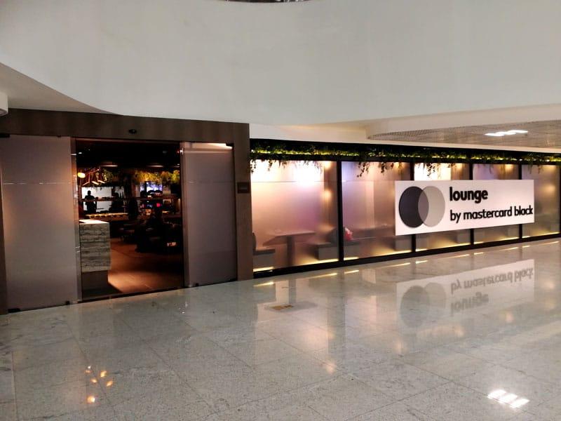 GRU MasterCardLounge Entrada - GRU | Lounge by Master Card Black em Guarulhos