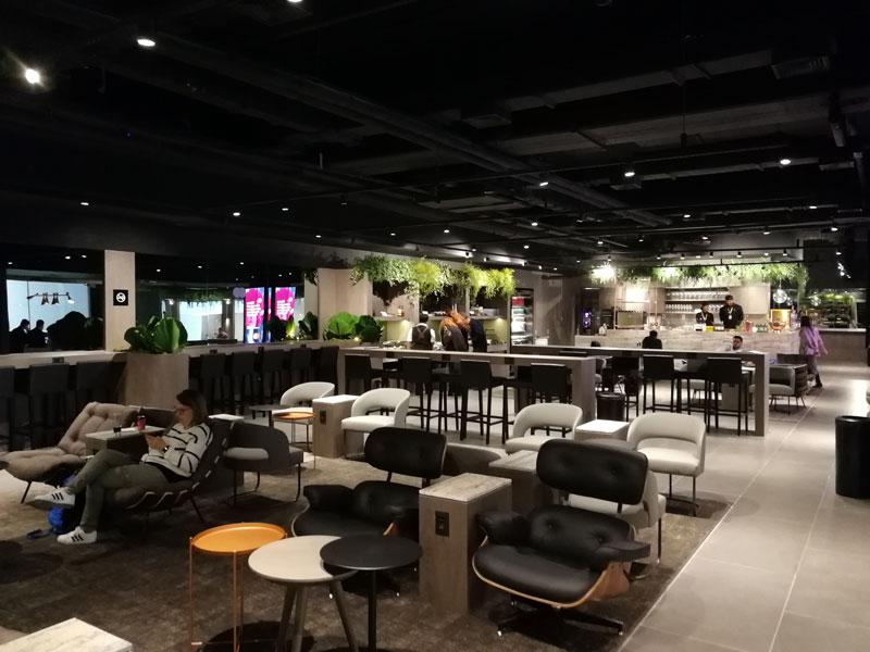 GRU MasterCardLounge Overview - GRU | Lounge by Master Card Black em Guarulhos