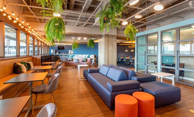 GRU Urban Lounge2 - GRU | Urban Cowork Lounge no Aeroporto de Guarulhos