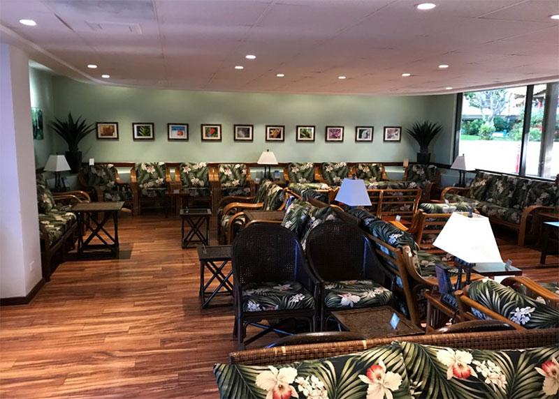 HNL IASS lounge - Análise | Vale a pena pagar para usar um lounge no aeroporto?