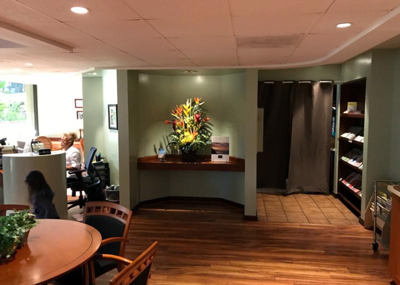 HNL IASS newspapers - HNL | IASS Lounge Honolulu Airport