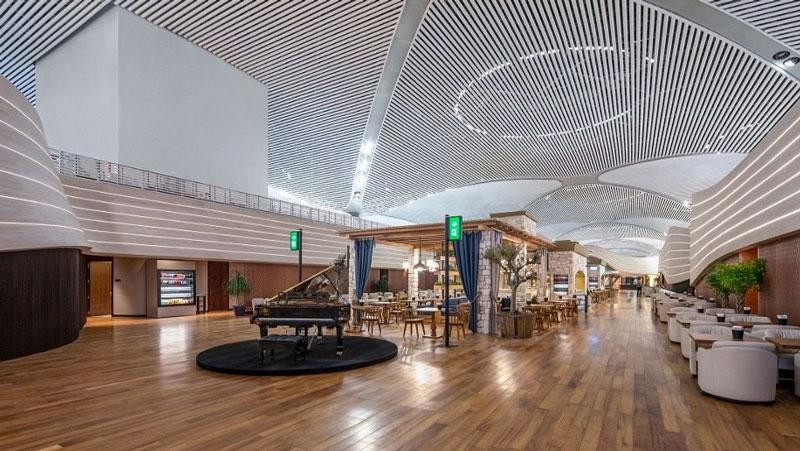 IST NewTurkish002 - IST | Novo aeroporto de Istambul tem 5 lounges da Turkish Airlines