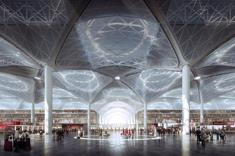 IST NewTurkish003 - IST | Novo aeroporto de Istambul tem 5 lounges da Turkish Airlines