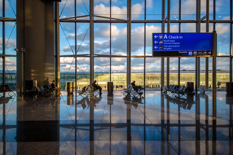 IST NewTurkish006 - IST | Novo aeroporto de Istambul tem 5 lounges da Turkish Airlines