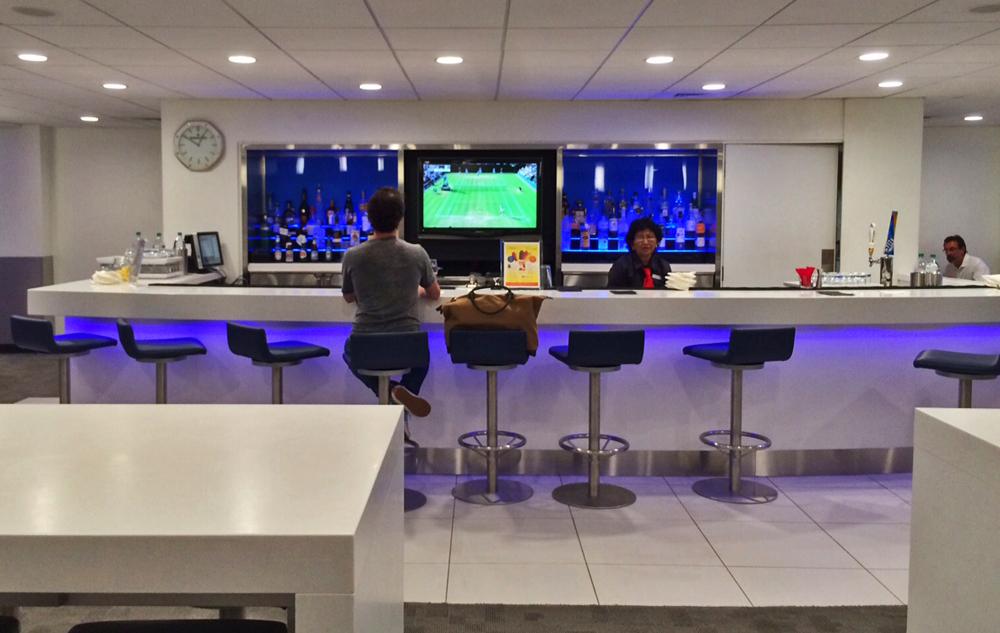 041 - JFK | Delta Sky Club New York - Terminal 2 (Doméstico)