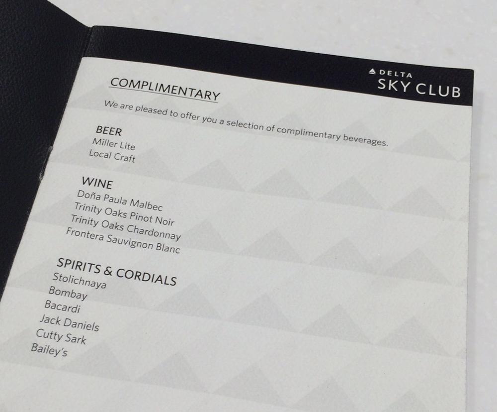101 - JFK | Delta Sky Club New York - Terminal 2 (Doméstico)