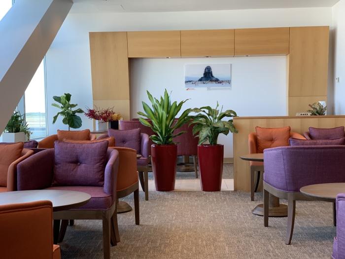 JFK PrimeClass overview - JFK | PrimeClass Lounge poderá ser opção da Priority Pass para o Terminal 4 de Nova Iorque
