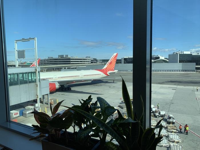 JFK PrimeClass vista - JFK | PrimeClass Lounge poderá ser opção da Priority Pass para o Terminal 4 de Nova Iorque