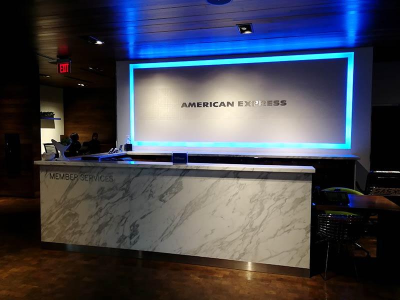 LAS Centurion AtendimentoCliente - LAS | American Express Centurion Lounge Las Vegas