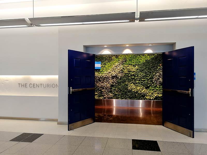 LAS Centurion Entrada - Guia completo das salas VIP do American Express Bradesco