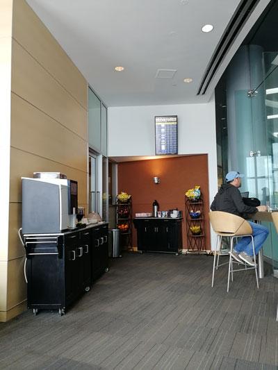 LAS TheClub espaco2 - LAS | The Club Terminal 1 no Aeroporto de Las Vegas