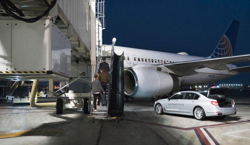 LAX VIPTerminal Embarque - LAX | Conheça o terminal exclusivo para milionários e celebridades no Aeroporto de Los Angeles