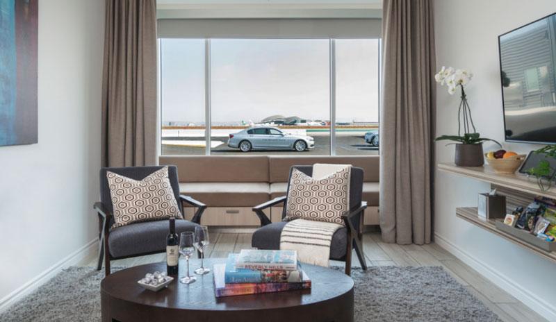 LAX VIPTerminal Interno - LAX | Conheça o terminal exclusivo para milionários e celebridades no Aeroporto de Los Angeles