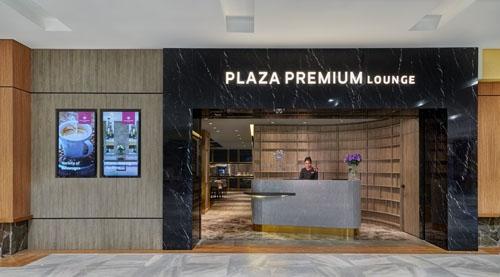 LGK PlazaPremium recepcao - LGK | Novo Plaza Premium Lounge no Aeroporto de Langkawi na Malásia