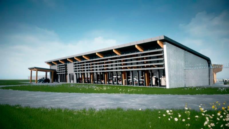 MAN PremiAirTerminal Capa - MAN | Aeroporto de Manchester anuncia construção de um terminal premium