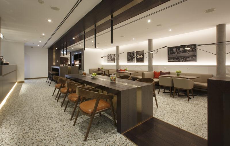 Melbourne American Express Lounge3 800px - MEL | Austália recebe mais um American Express Centurion Lounge
