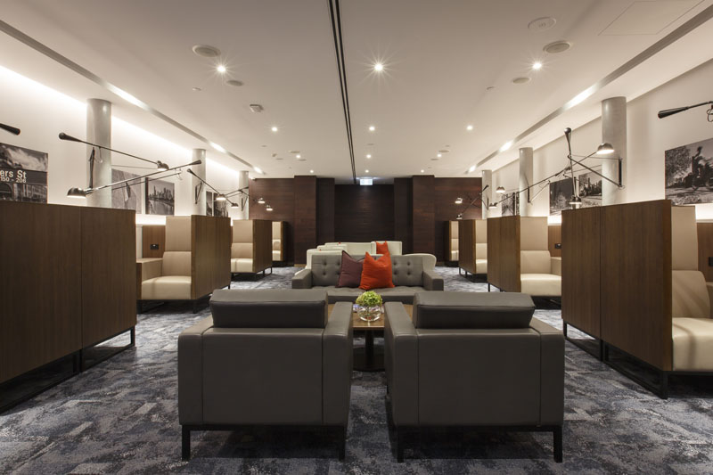 Melbourne American Express Lounge4 800px - MEL | Austália recebe mais um American Express Centurion Lounge