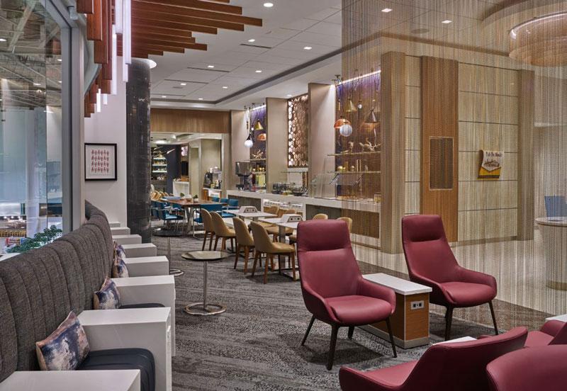 MSY NewOrleansSkyClub Overview - MSY | Delta inaugura novo Sky Club no Aeroporto de New Orleans