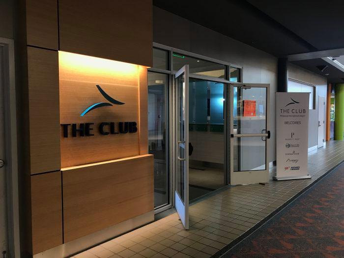PIT TheClubLounge fachada - PIT | The Club Lounge no Aeroporto de Pittsburgh