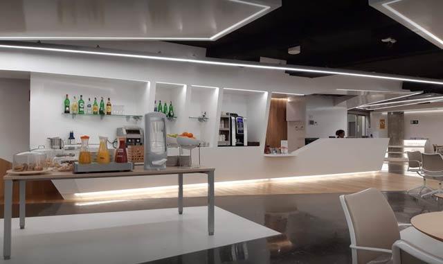 PMI Mediterraneo Overview - PMI   Lounge VIP Mediterrâneo em Palma de Mallorca, na Espanha