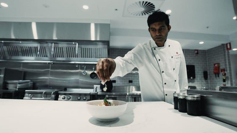 AMEX LOUNGE Chef - SDY | American Express inaugura novo lounge no Aeroporto de Sydney, na Austrália