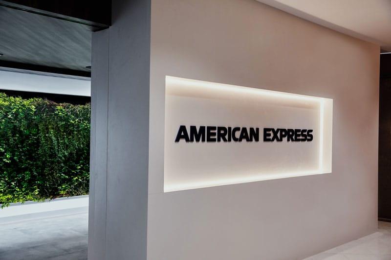 AMEX LOUNGE Entry - SDY | American Express inaugura novo lounge no Aeroporto de Sydney, na Austrália
