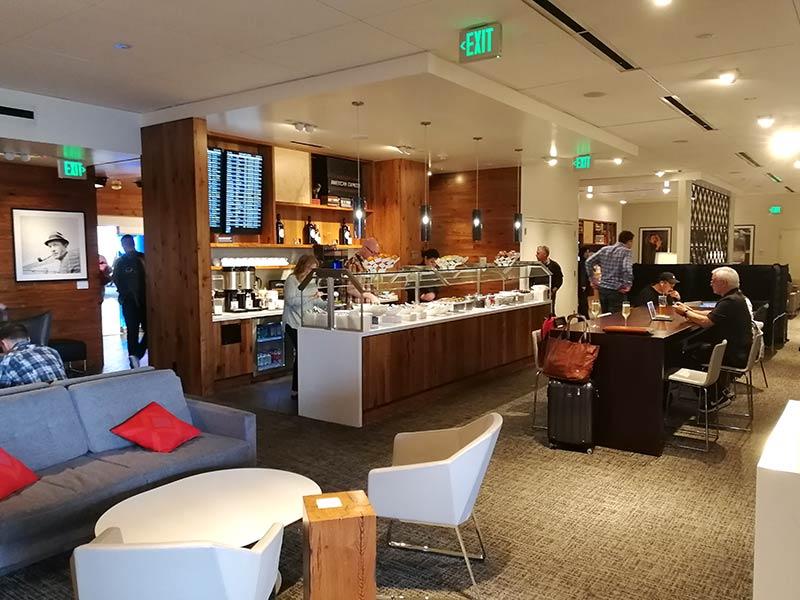 SEA Centurion Overview - SEA | The Centurion Lounge Seattle Tacoma Airport