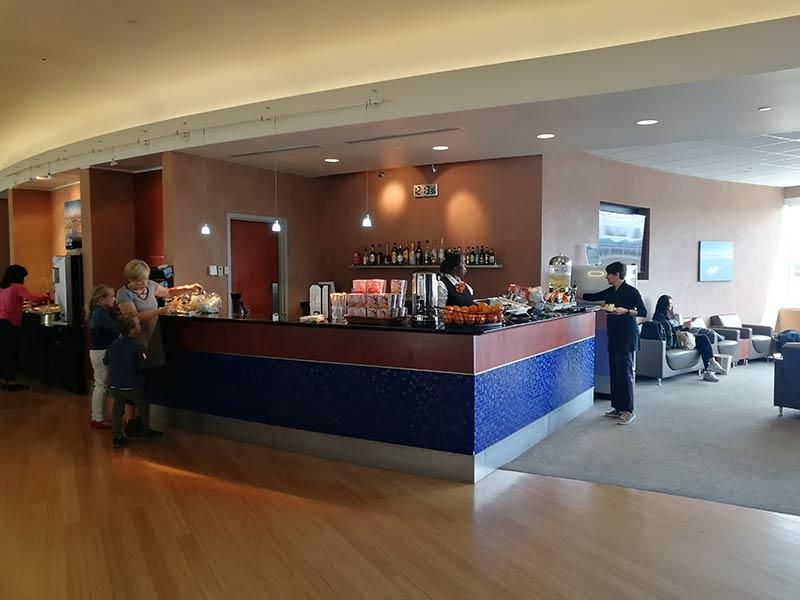 SEA TheClubA Bar - SEA | The Club At Sea Terminal A Seattle Tacoma Airport