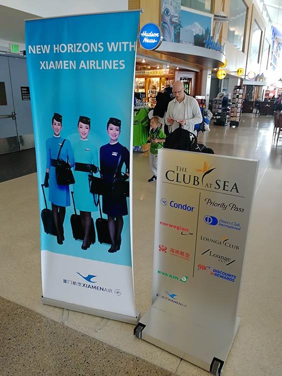 SEA TheClubA Parceiros - SEA | The Club At Sea Terminal A Seattle Tacoma Airport