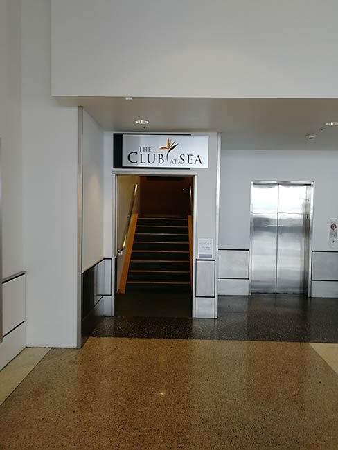 SEA TheClubA Placa - SEA | The Club At Sea Terminal A Seattle Tacoma Airport