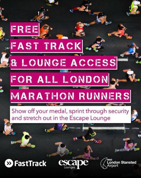 STN EscapeLounge Marathon - STN | Maratonistas têm fast track e acesso grátis ao Escape Lounge