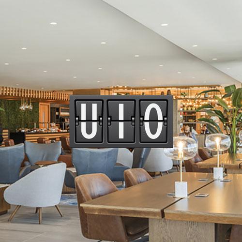 Sala VIP Internacional Quito Vencedora Priority Pass 2018