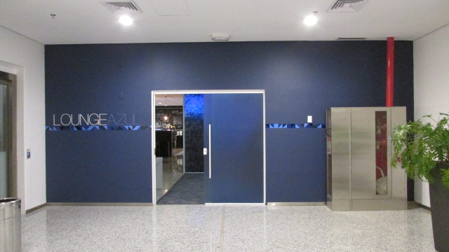 VCP Azul Entrada - VCP | Lounge Azul Aeroporto de Viracopos em Campinas