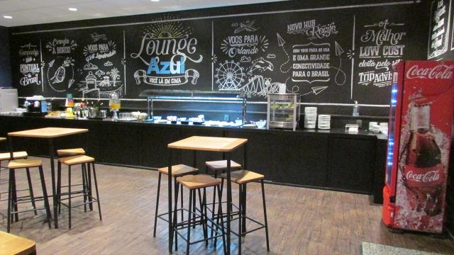 VCP Azul Overview - VCP | Lounge Azul Aeroporto de Viracopos em Campinas