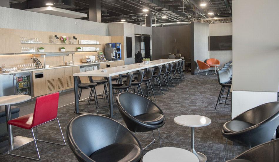 YYZ MapleExpressLounge - YYZ | Air Canada inaugura lounge expresso no Aeroporto Internacional de Toronto