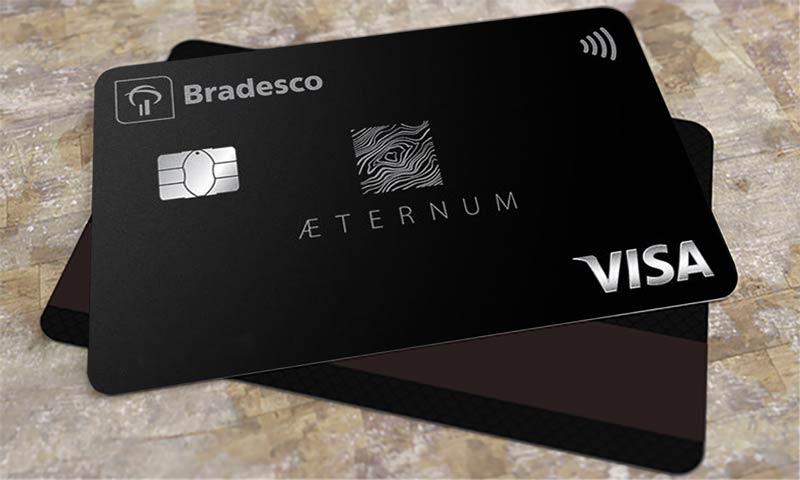 Bradesco Aeternum - Novo cartão Aeternum Bradesco. Será?