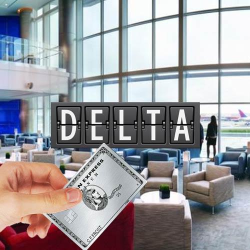 Delta Amex Parceria - Delta e American Express anunciam renovação da parceria