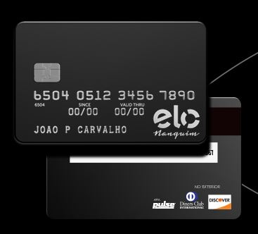ELO Diners Cartao - Novo cartão ELO Diners?  Não, obrigado!!!