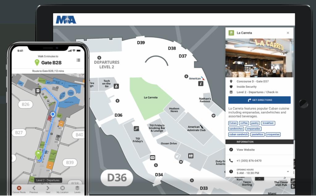 LocusLabs PriorityPass MinhaSalaVIP 1024x635 - App do Priority Pass terá navegação por GPS