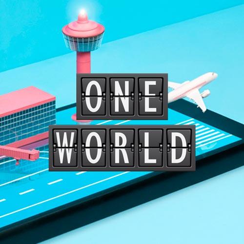Novo posicionamento da aliança OneWorld promete investimento em lounges próprios