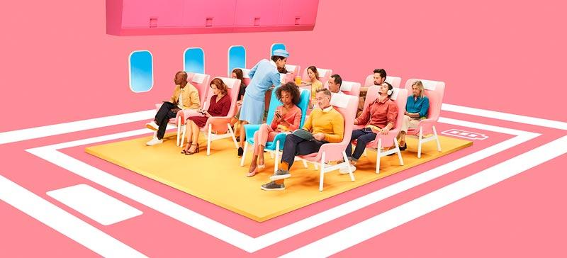 OneWorld People 20Anos - Oneworld vai investir em lounges próprios