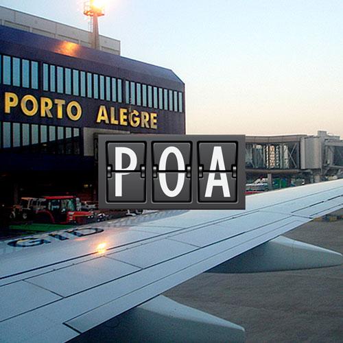 Porto Alegre Airport Minha Sala VIP