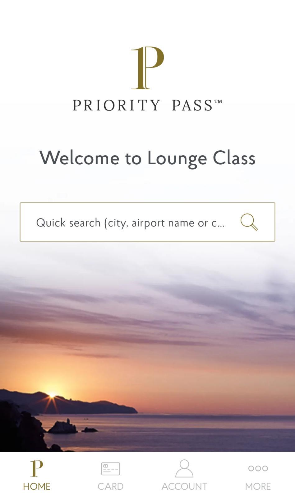 PPass home - Priority Pass começa campanha para votação dos melhores lounges de 2019