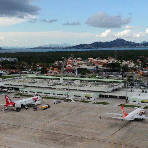 Pesquisa Aviacao FLoripa MinhaSalaVIP - BRASIL | Saiu a pesquisa dos melhores aeroportos do país