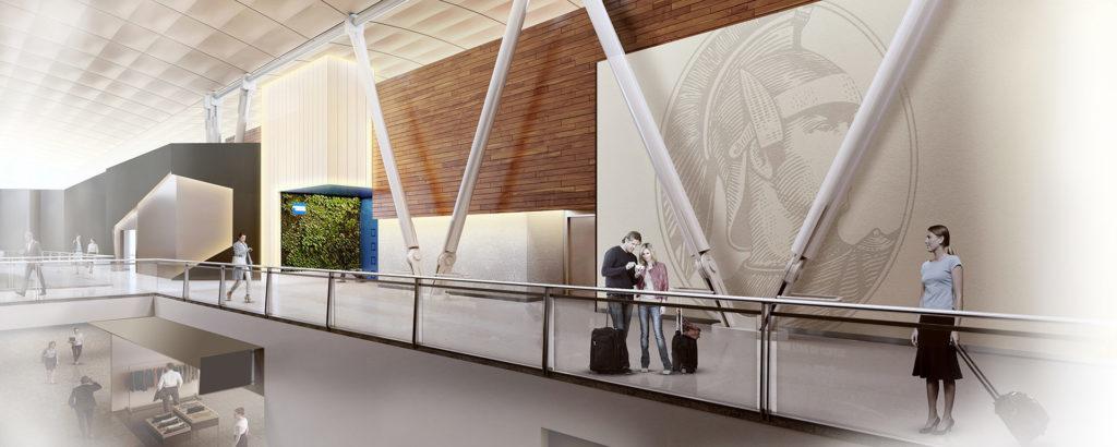 The Centurion Lounge at JFK Rendering 1 1024x410 - Retrospectiva 2018 | Notícias que movimentaram o mercado Parte 1